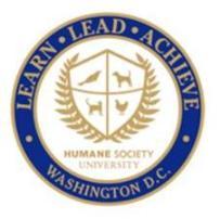 Humane Society University logo
