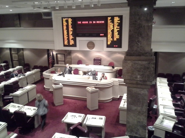 Alabama House Chambers4
