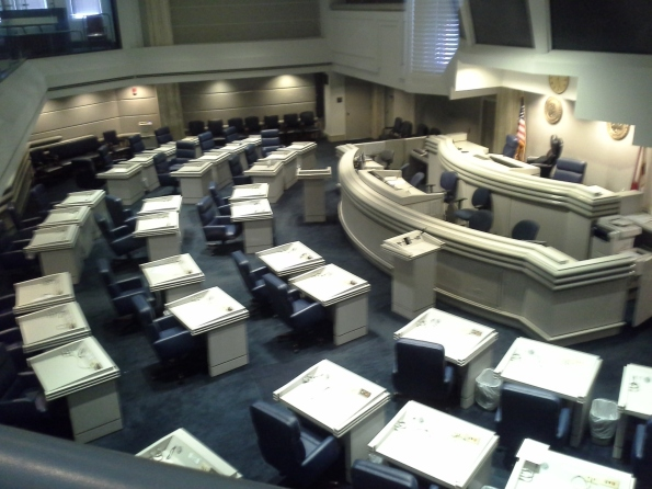Alabama Senate Chambers1