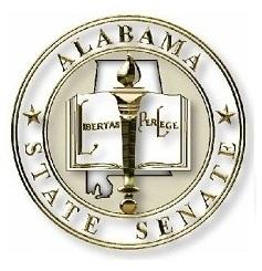 Alabama Senate State Seal