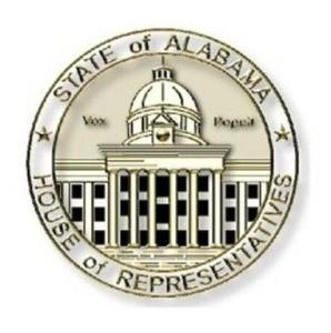 State of Alabama House of Representatives